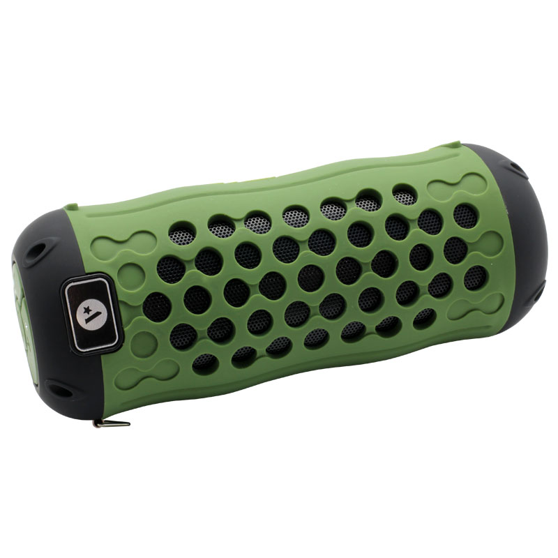 QKS6-Outdoor-Wireless-Speaker-Green
