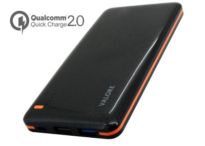 Valore Quick Charge 10000mAh Power Bank (PB05-QC)