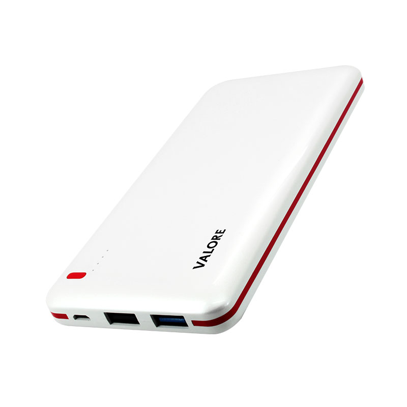 Quick-Charge-10000mAh-Power-Bank-White