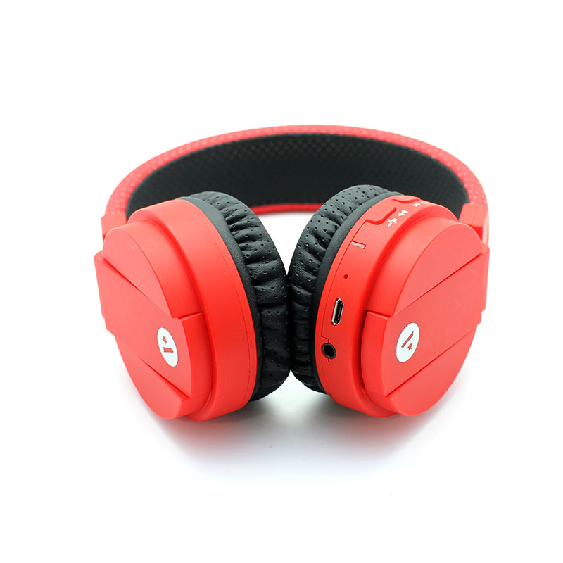 SH018B-Wireless-Headset-Red-Ports