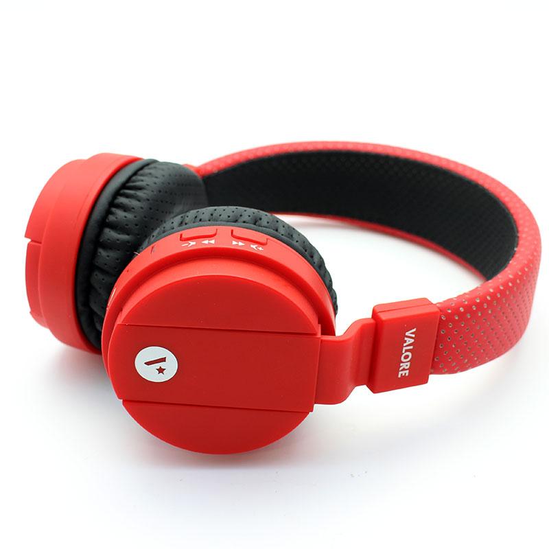 SH018B-Wireless-Headset-Red-Side