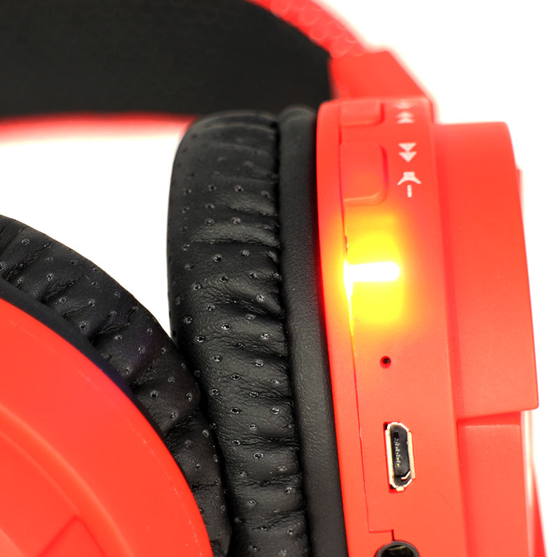 SH018B-Wireless-Headset-Red-Thumb-LED-Indicator-Light