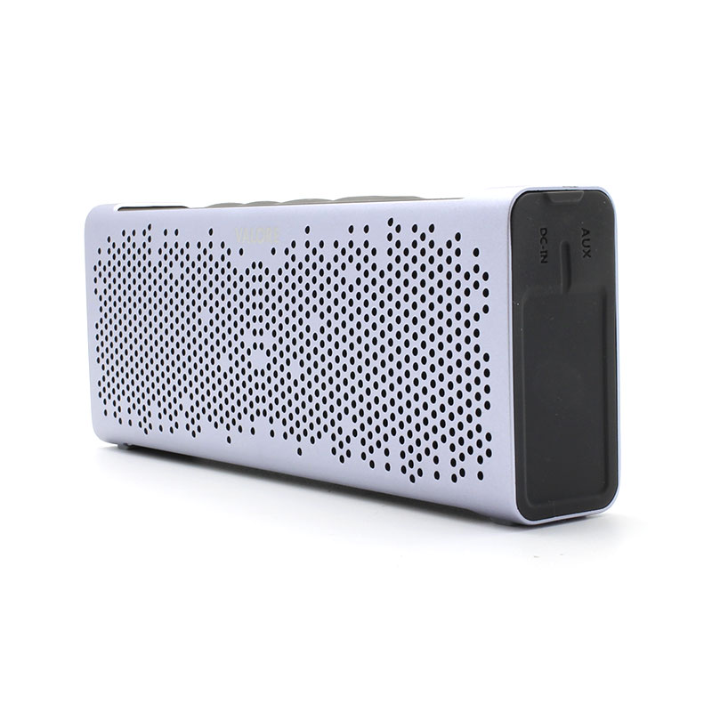 U221-Wireless-Speaker-Grey-Right-Side