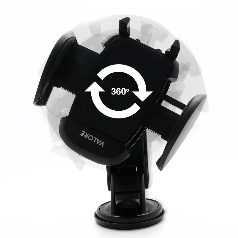 V-AC518-Smartphone-Car-Holder-Without-Phone-360-degree-rotatable