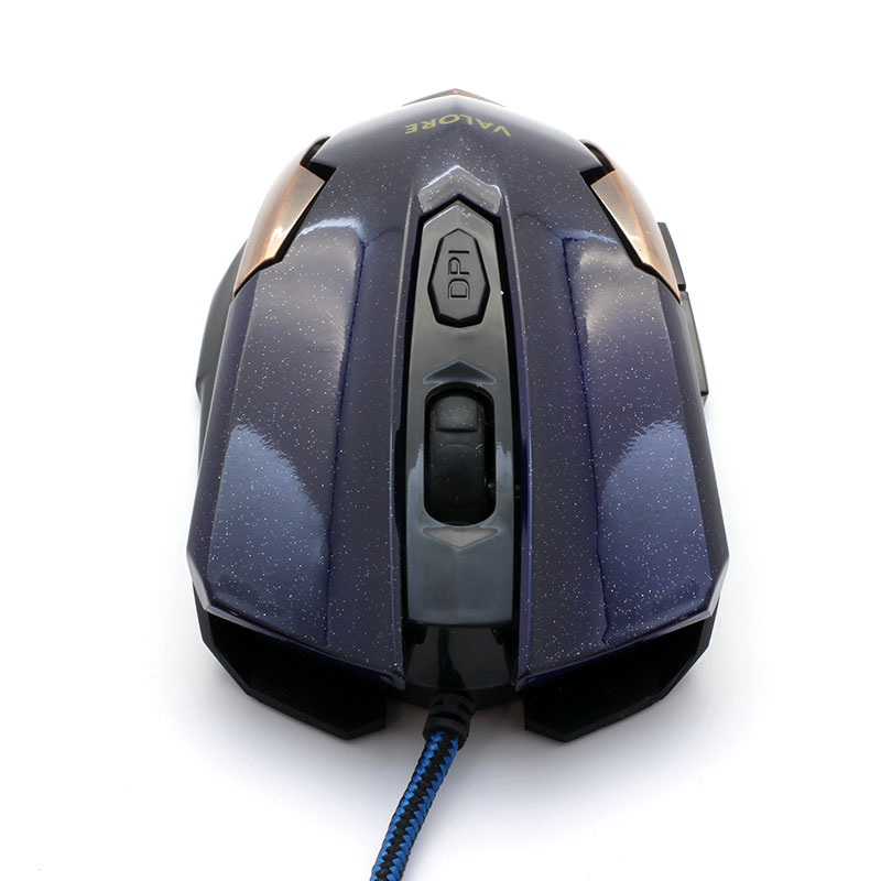 V-AC8206-Gaming-Mouse-Top-Front