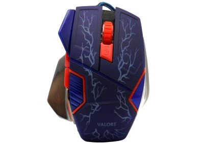 Valore Metallic Gaming Mouse (V-AC8207)