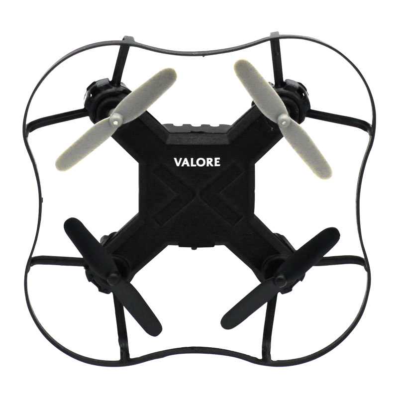 V-LA02-Mini-Drone-Black-top
