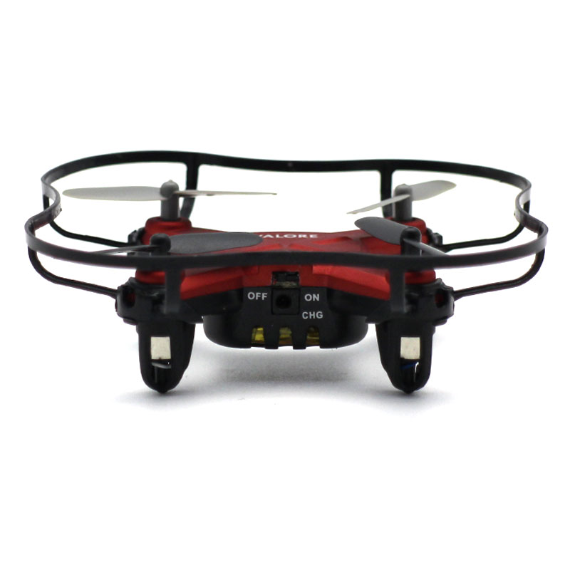V-LA02-Mini-Drone-Red-on-off-switch-and-charging