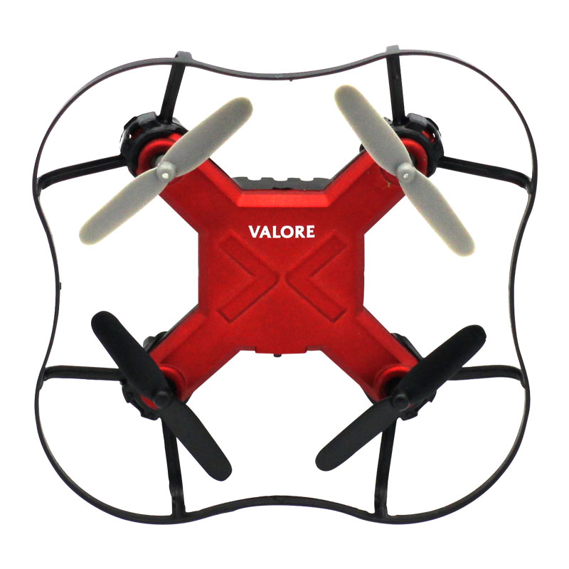 V-LA02-Mini-Drone-Red-top