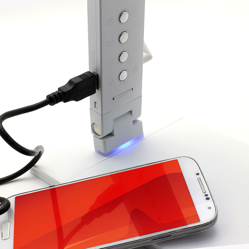 V-LTL9201 LED Table Lamp USB Port for Charging