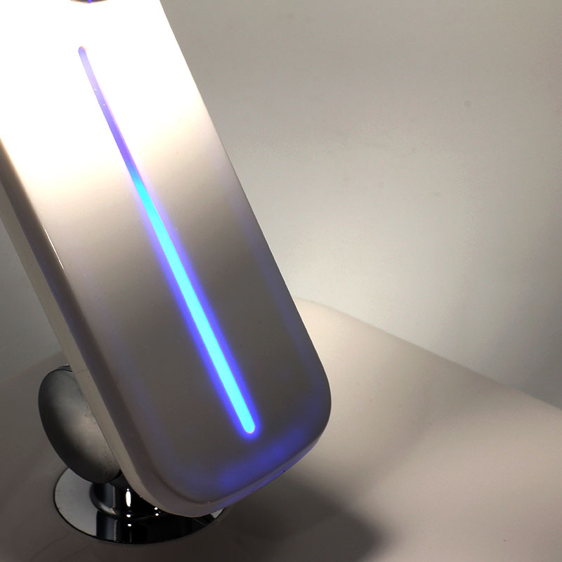 V-LTL9304-White-Touch-Table-Lamp-Front-Blue-LED