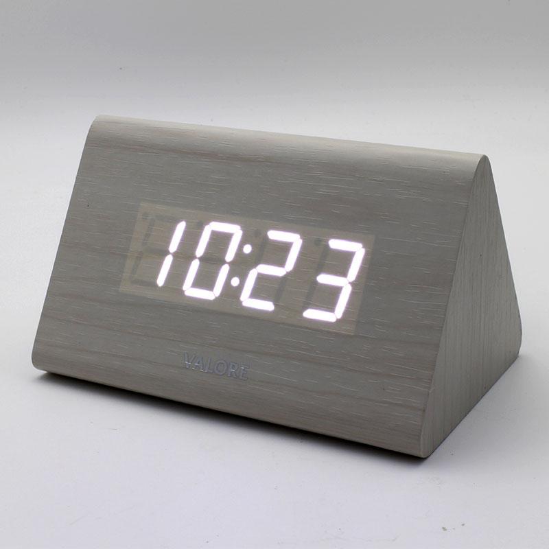 V-LWC169-Wooden-Alarm-Clock-White-LED