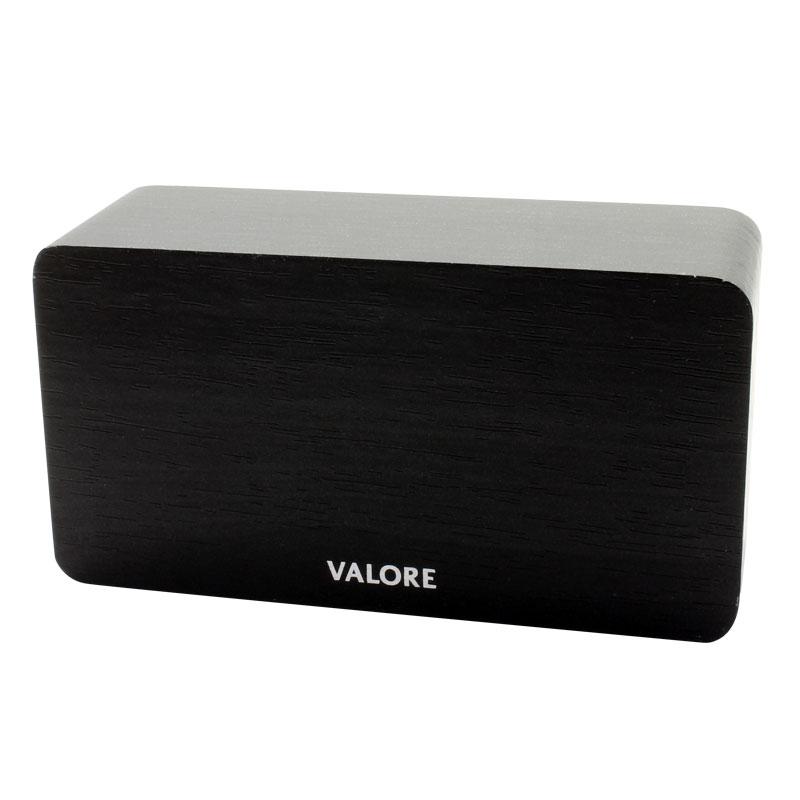 V-LWC170-LED-Wooden-Alarm-Clock-black