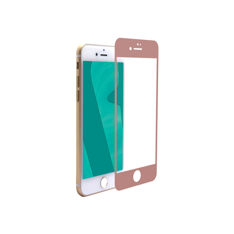 V-MA29-High-Definition-Tempered-Glass-for-iPhone-7-Rose-Gold