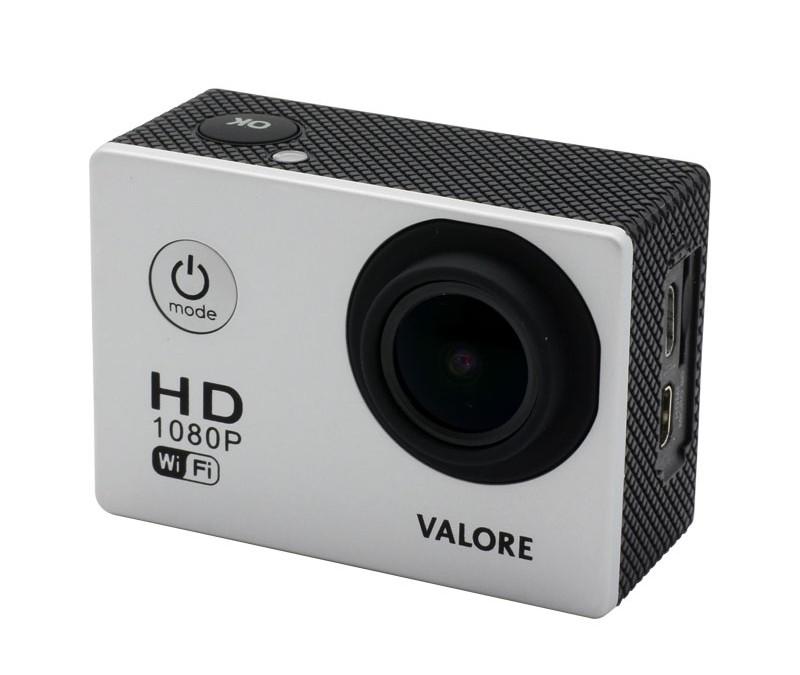 Valore WiFi Action Camera (V-VMS601)