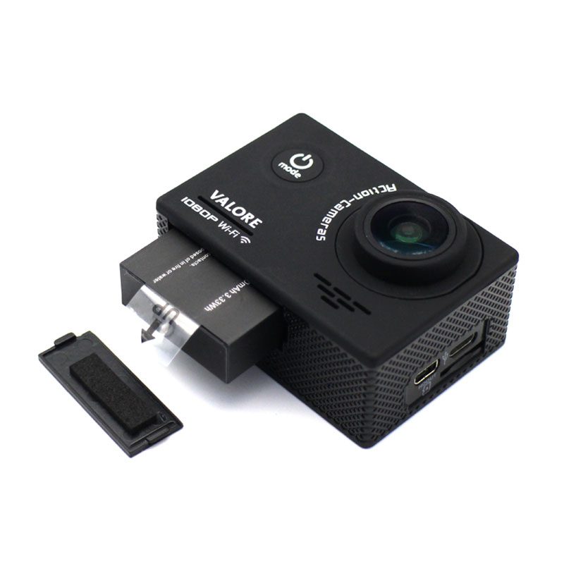 VMS506-1080p-Full-HD-WiFi-Action-Camera-Battery