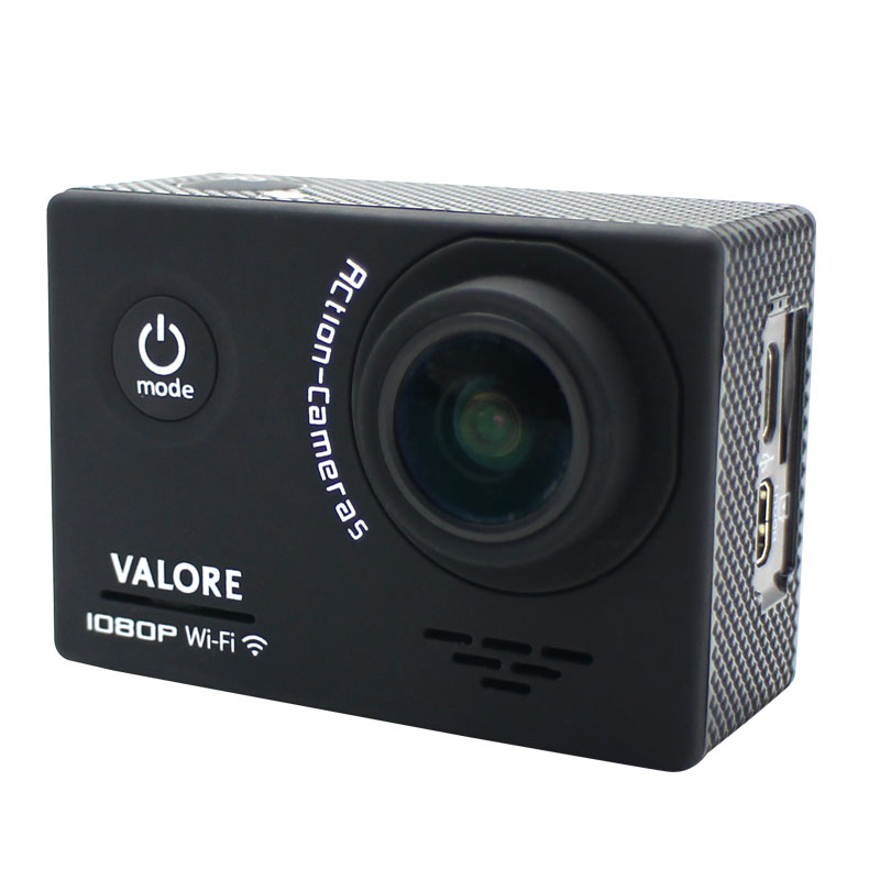 Valore 1080p Full HD WiFi Action Camera (VMS506)