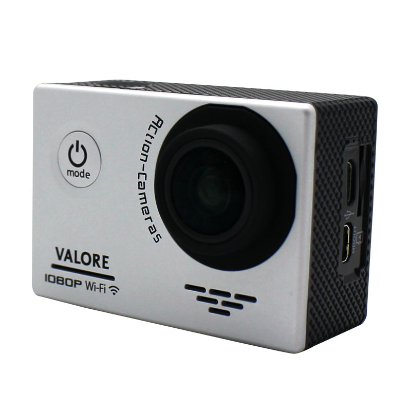 VMS506-1080p-Full-HD-WiFi-Action-Camera-Silver-without-case