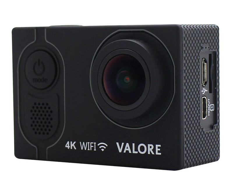 Valore 4K WiFi Action Camera (VMS51)