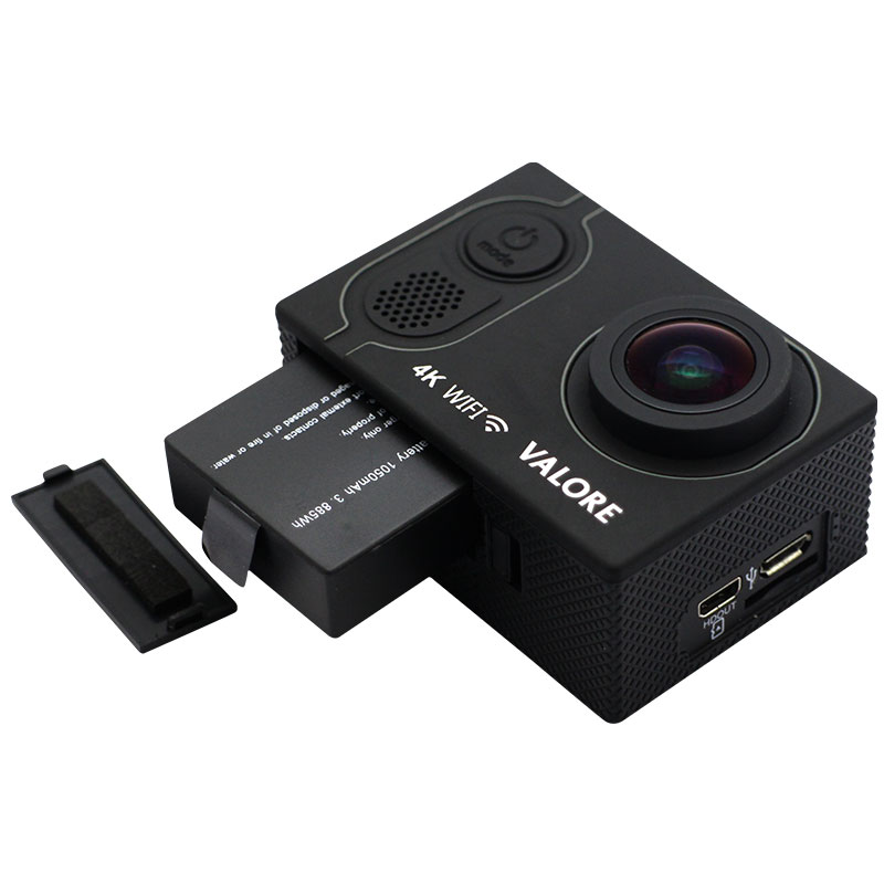 VMS51-Valore-4K-WiFi-Action-Camera-Battery