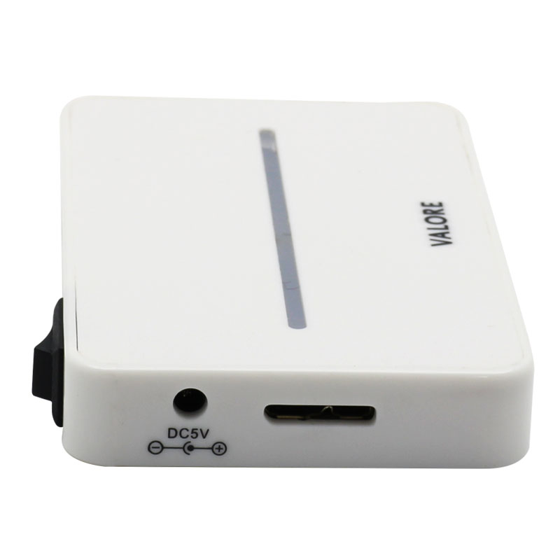 VUH-07-7-Port-USB-3-Hub-ports-side