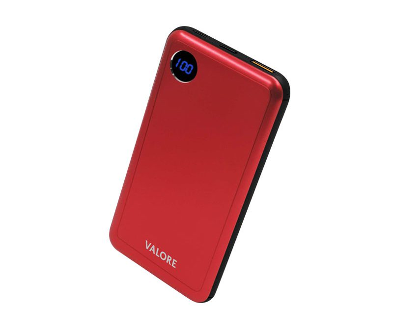 Valore 10000mAh PD Aluminium Power Bank (PD02)