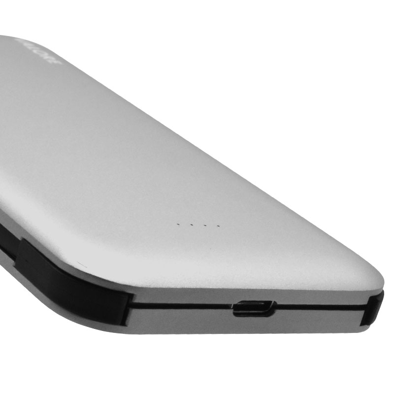 Valore-10000mAh-Power-Bank-(PB31)-Grey-USB-C-Input