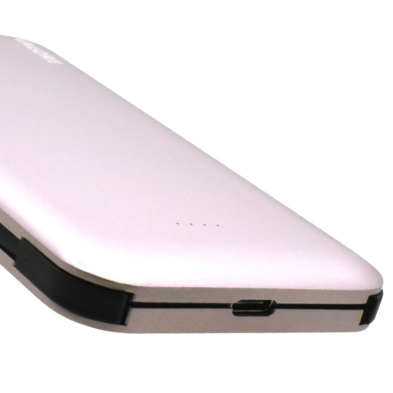 Valore-10000mAh-Power-Bank-(PB31)-Rose-Gold-USB-C-Input