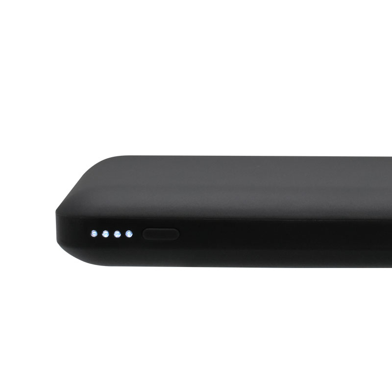 Valore-10000mAh-Power-Bank-(PB32)-Black-charging-indicator