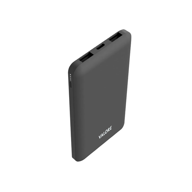 Valore-10000mAh-Power-Bank-(PB32) Grey