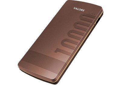 Valore 10000mAh Power Bank With 3W Wireless Speaker (PB15)