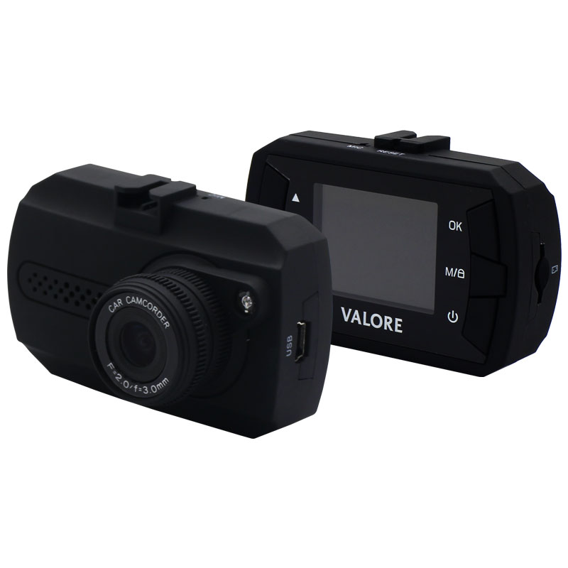 Valore-1080P-Car-DVR-(VMS52)-Front-and-back