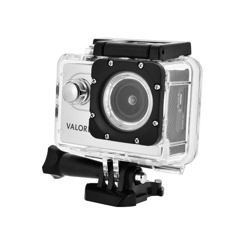 Valore-1080P-Full-HD-Action-Camera-(VMS54)-with-case-Silver