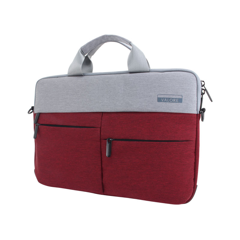 Valore-14-Inch-Laptop-Carry-Case-(MA45)-Red