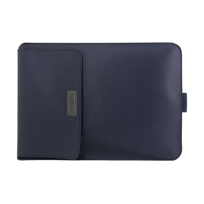 Valore-14-Inch-Laptop-Sleeve-With-Stand-(MA54)-Blue