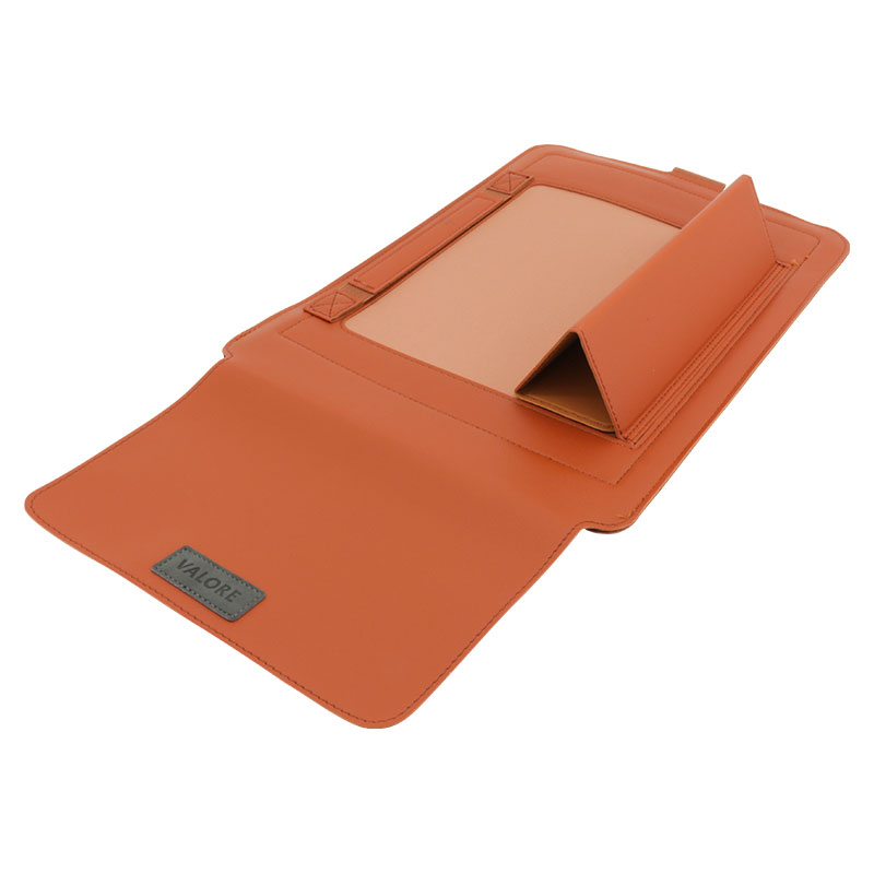 Valore-14-Inch-Laptop-Sleeve-With-Stand-(MA54)-Stand-with-mouse-pad