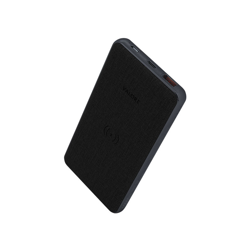 Valore-18W-PD-10000mAh-Power-Bank-with-Wireless-Charging-Function-(PD07)