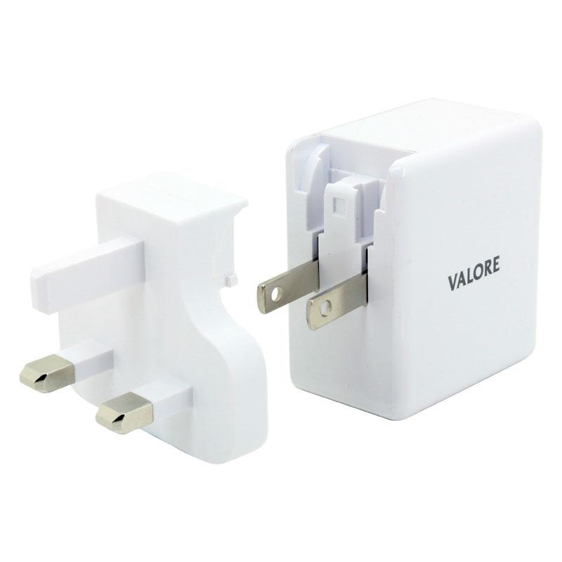 Valore-18W-USB-C-PD-Power-Adaptor-(AC-PD18W)