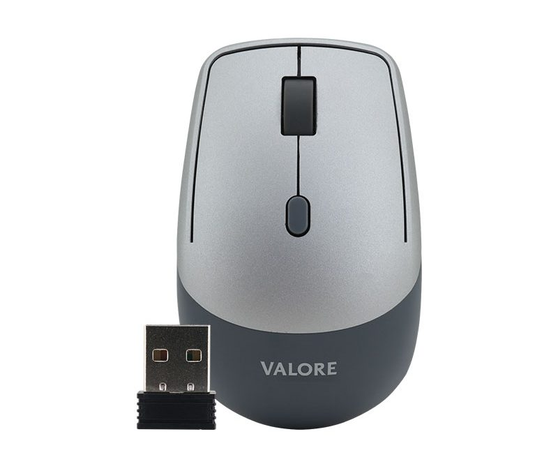 Valore 2-Way Connectivity Wireless Mouse (AC90)