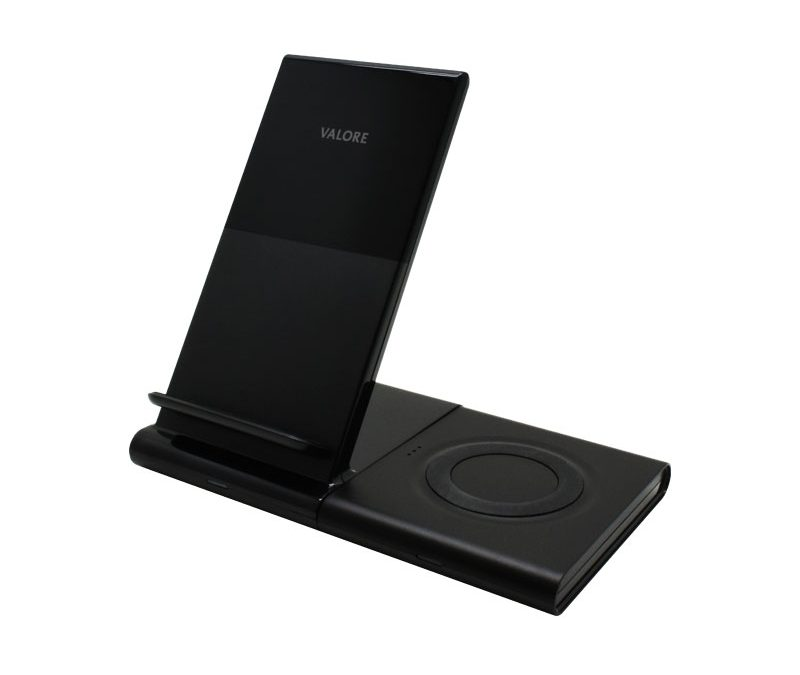Valore 2-in-1 Wireless Charging Pad (AC96)