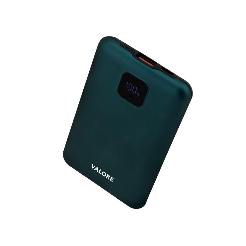 Valore-20W-PD-10000mAh-Power-Bank-(PD11)-Green