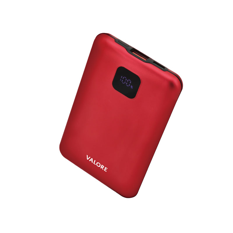 Valore-20W-PD-10000mAh-Power-Bank-(PD11)-Red