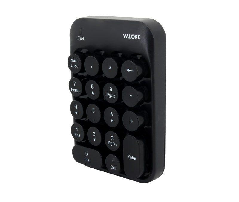 Valore 2.4G Wireless Numeric Keypad (AC70)