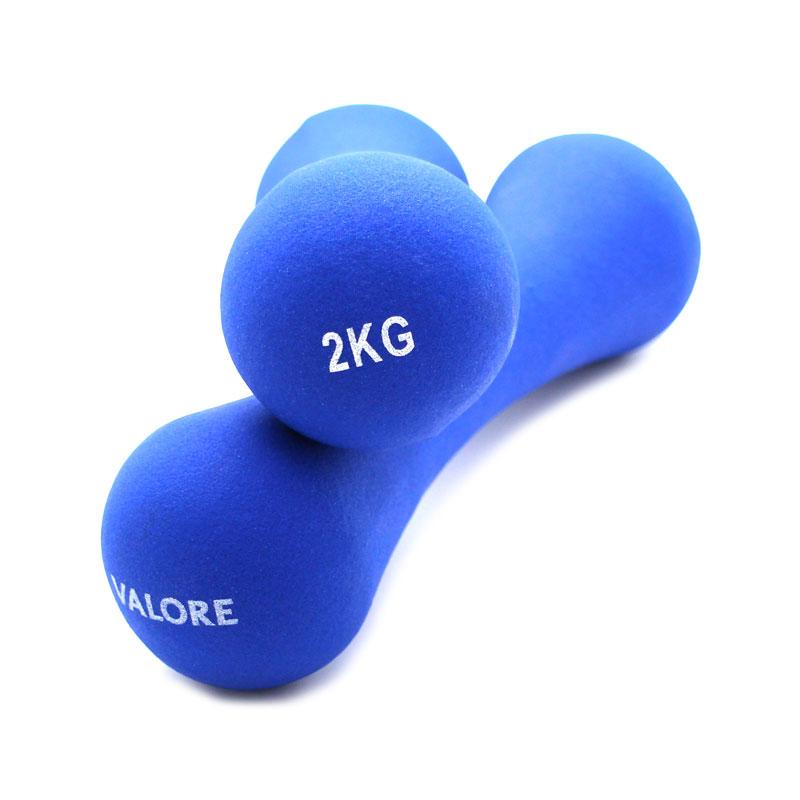 Valore-2kg-Dumbbell