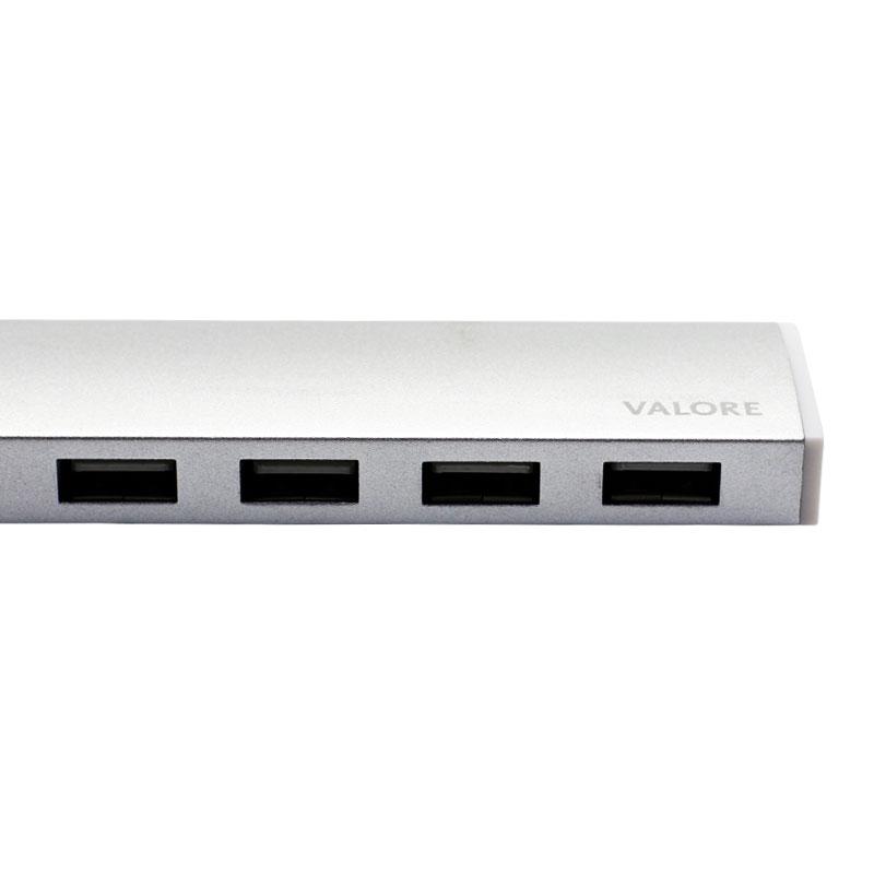 Valore-4-Port-USB-2.0-Hub-(VUH-01)---ports