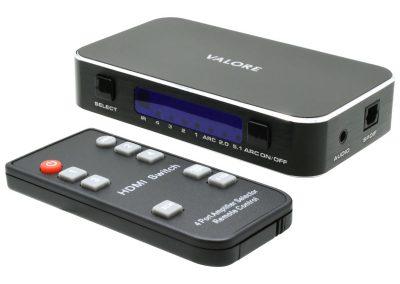 Valore 4K HDMI 2.0 Switch Box (AV10)