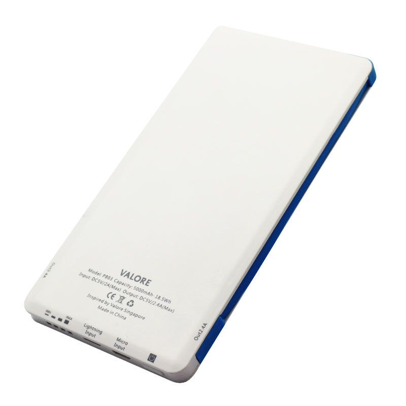 Valore-5000mAh-Power-Bank-Back-(PB03)