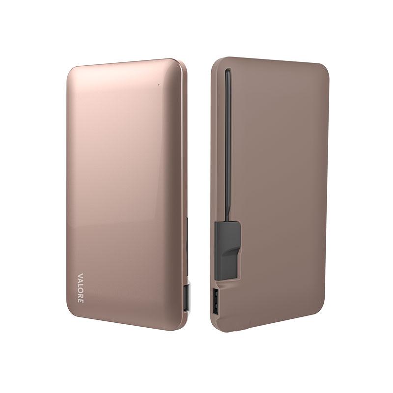 Valore-6000mAh-Power-Bank-Rose-Gold-(PB11)