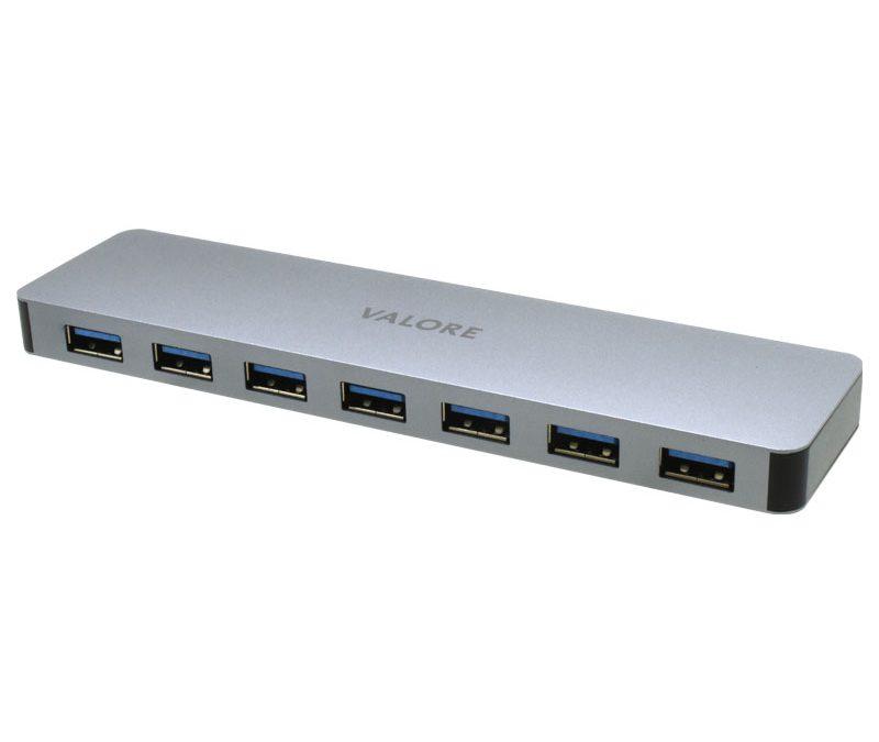 Valore 7-Port USB 3.0 Hub (VUH-34)