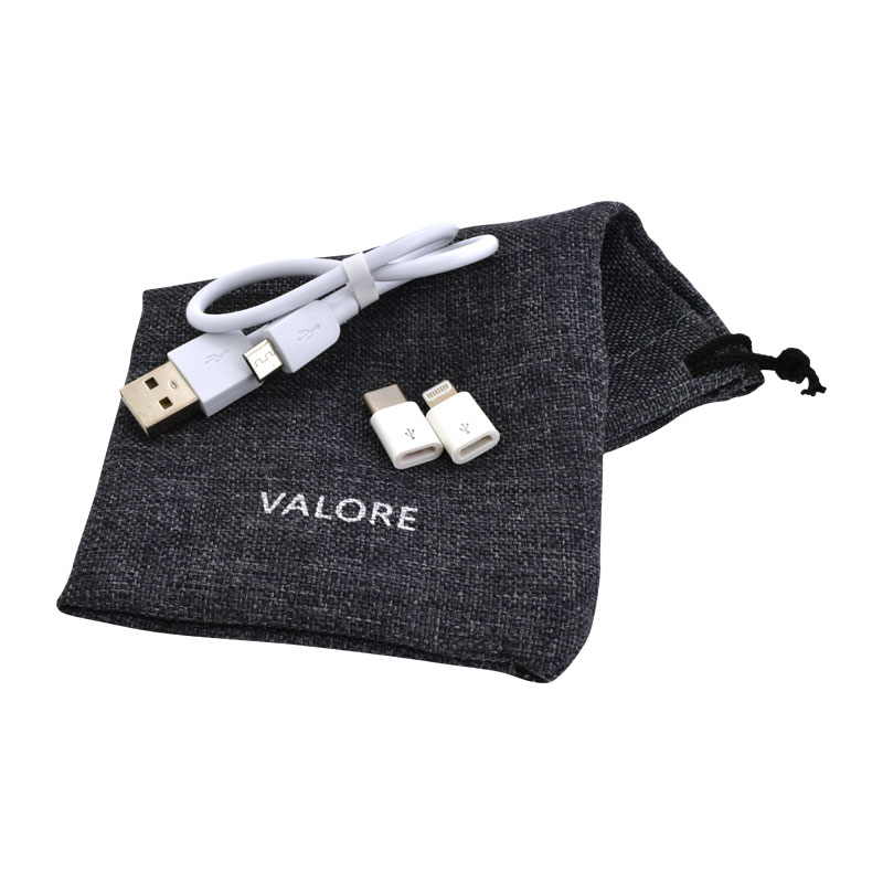 Valore-ALL-ROUNDER---8000mAh-Power-Bank-with-wireless-charging-function-(PB27)-Accessories